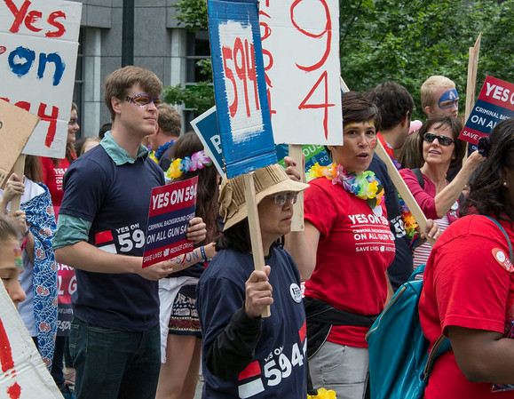 Seattle Pride Parade - June 29, 2014